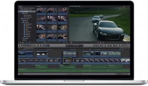 Imagen de Final Cut de Apple