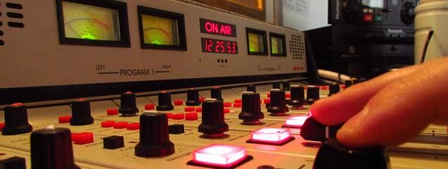 Producción audiovisual: la radio