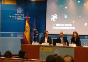 Sesión informativa desarrollada en Madrid de Euroimages