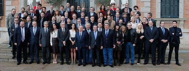 Galardonados Premios Ondas 2014