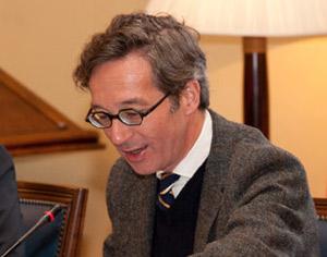 El Secretario de Estado de Cultura, José María Lasalle