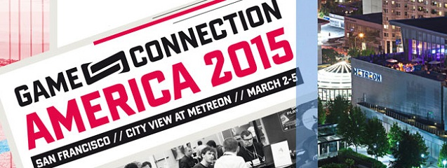 Game Connection America 2015