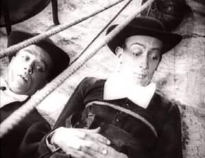 Imagen de La edad de oro, de Luis Buñuel