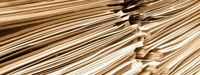 Los documentos del departamento de dirección