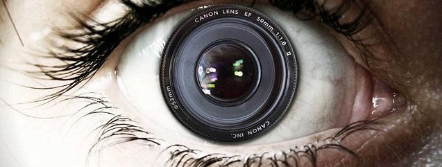 El ojo y la cámara