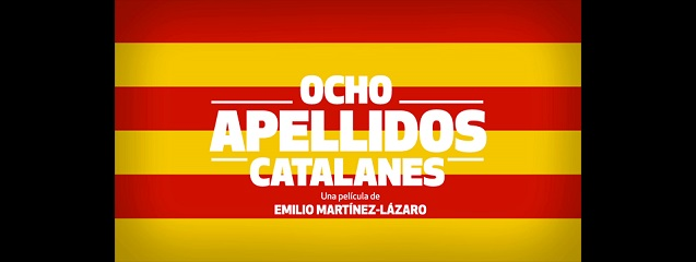 El fenómeno Ocho apellidos catalanes