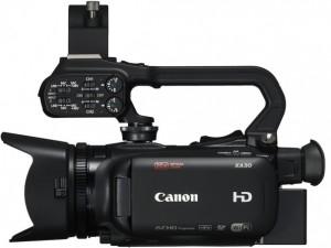 La nueva Canon XA30