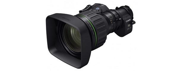 Nuevo objetivo zoom Canon CJ20ex78B