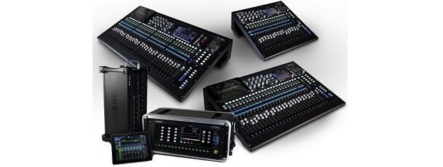 Nuevos mezcladores diitales Qu Chrome Allen & Heath