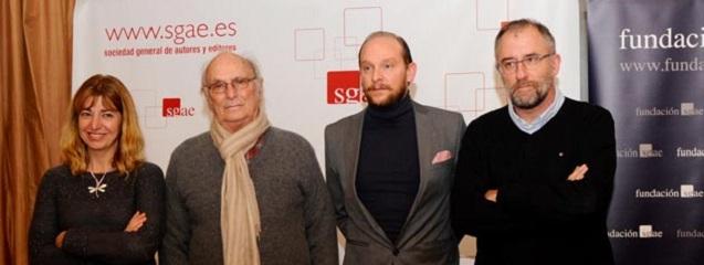 Nuevas Conversaciones de Cine Español (C) Fundación SGAE