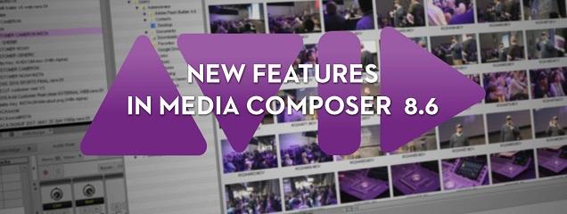 AVID Media Composer versión 8-6