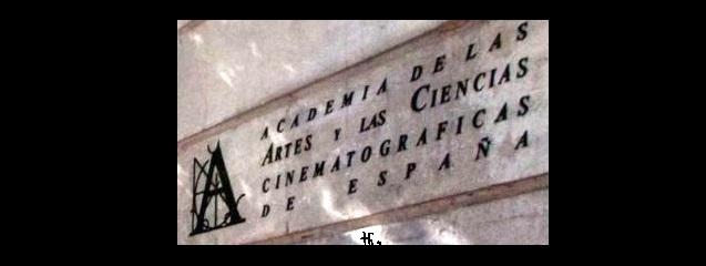 Elecciones Academia de Cine