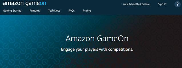 Amazon GameOn, multiplataforma de videojuegos