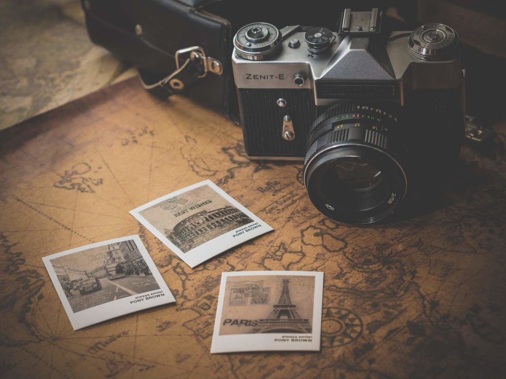 La evolución de la fotografía