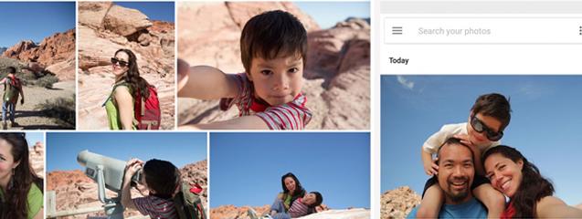 Utilidades de Google Fotos