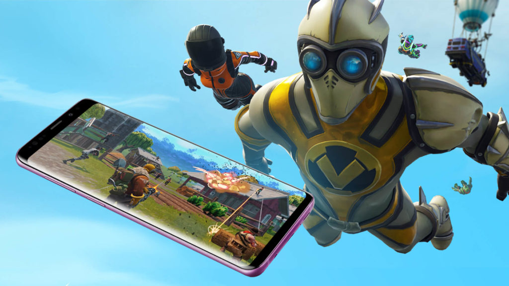 Fortnite llega a Android