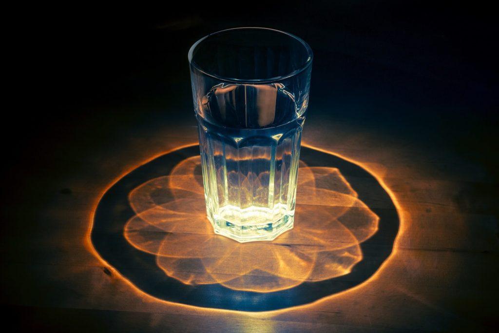 Luz y materia: formas de comportamiento
