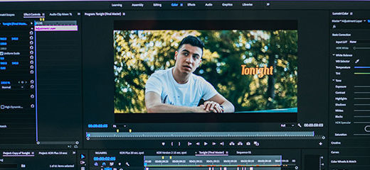 canal alfa en After Effects