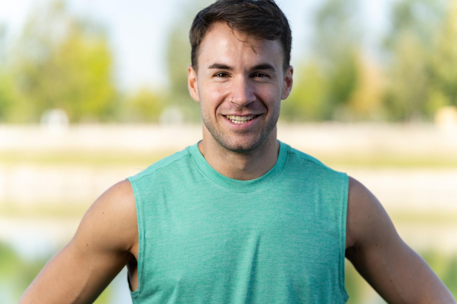 Nano Alutiz, entrenador personal y dietista