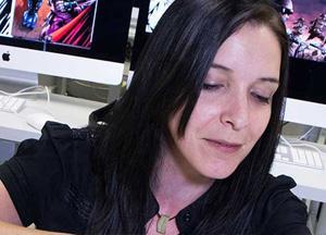 Profesor Videojuegos Marta Martinez