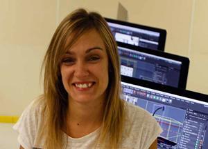 Profesor Videojuegos Soraya Villar