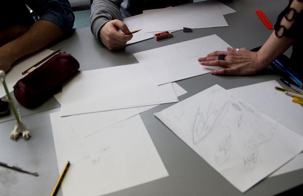 Clases de dibujo online con CPA
