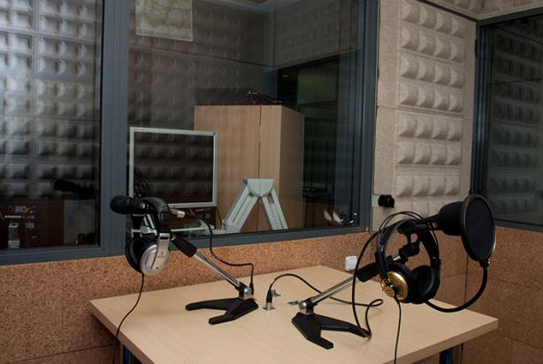 Estudio grabación CPA
