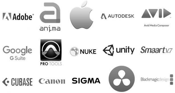 Enseñamos con la última tecnología y el mejor software