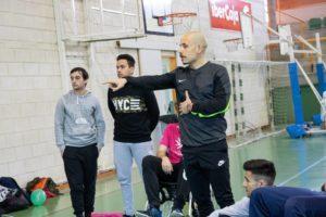 Prácticas deporte con Carlos Castillejo CPA